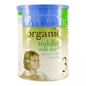Bellamy's Organic 900g Stage 3 Toddler Milk Drink