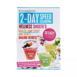 Kinohimitsu Wellness Smooth'D 2-Day Speed Cleansing (10gx12s)