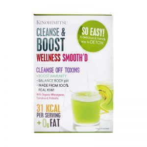 Kinohimitsu Wellness Smooth'D Cleanse & Boost (10gx15s)