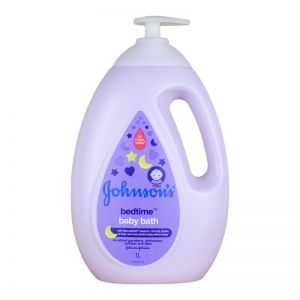 Johnson's Baby Bath 1L Bedtime
