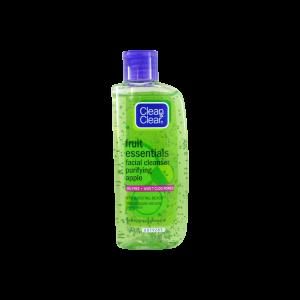 Clean & Clear Fruit Essentials Facial Cleanser 100ml Apple
