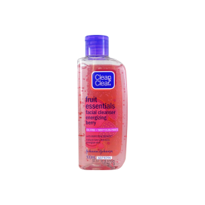 Clean & Clear Fruit Essentials Facial Cleanser 100ml Berry