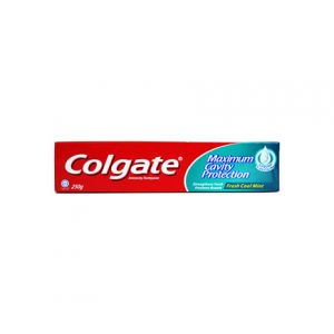 Colgate Toothpaste Maximum Cavity Protection Fresh Cool Mint 250g