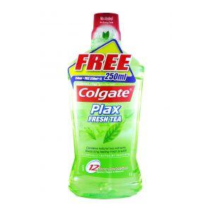 Colgate Plax Mouthwash 1L Fresh Tea