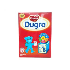 Dumex Dugro Milk Powder Refill 700g Step 5(6years+)