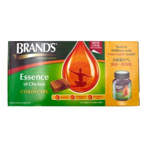 Brand's Essence Of Chicken 7s X 68ml Cordyceps