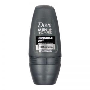 Dove Deodorant Roll On 50ml Men+Care Invisible Dry