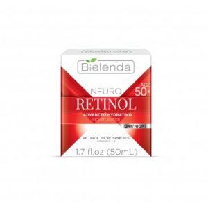 Bielenda Neuro Retinol 50+ Advanced Hydrating Moisturizer 50ml