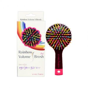 EyeCandy Rainbow Volume S Brush Medium - Black