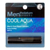 Mentholatum Men's Cool Aqua Lipbalm 3.5g