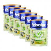 Frisolac Gold Stage 2 Milk Powder (From 6-12Mths) Lock Nutri (1.8kg x6)