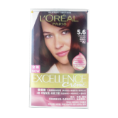 L'Oreal Excellence Crème 5.6 Light Red Brown