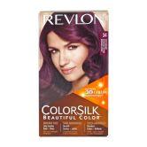 Revlon ColorSilk 34 Deep Burgundy