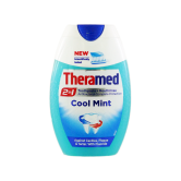 Theramed 2in1 Toothpaste + Mouthwash 75ml Cool Mint