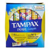 Tampax Pearl Compak Regular (8 Tampons)