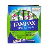 Tampax Pearl Compak Super (8 Tampons)