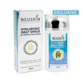 Neuskin Hyaluronic Daily Shield UV Protection Cream SPF50+ PA++++ 40ml