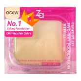 Za Perfect Fit Two-Way Foundation (R) OC0W SPF 20 PA++