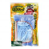 Annecy Dental Floss with Tongue Cleaner 50s Pack