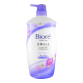 Biore Body Foam 1L Nourish Cosmo Purple