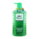Biore Men Body Wash 750ml Oil Control & Fresh