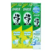 Darlie Double Action Toothpaste (250gX2+100g Enamel Protect)