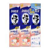 Darlie All Shiny White Toothpaste - Apple Mint 140gx2+90g