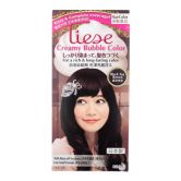 Liese Creamy Bubble Hair Color Black Tea Brown