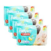 Pampers Baby-Dry Pants Small 36S(4Packs)