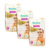 Pampers Premium Care Active Baby Diapers Medium 56S (3Packs)