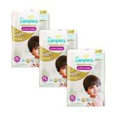 Pampers Premium Care Active Baby Diapers X-Large 40S (3Packs)