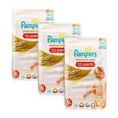 Pampers Premium Care Active Baby Pants X-Large 54S (3Packs)