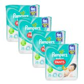 Pampers (JP) Baby-Dry Pants XX-Large 26s (1Carton=4pack)