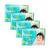 Pampers Baby-Dry Diapers XX-Large 34S (1Carton=4pack)