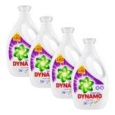 Dynamo Power Gel Detergent (Color Care) 2.7KGx4