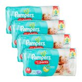Pampers Baby-Dry Pants Medium 46S(4Packs)