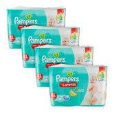 Pampers Baby-Dry Pants X-Large 36S(4Packs)