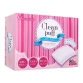 Marusan Clean Puff 80 Pieces