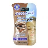 Beauty Formulas Chocolate Deep Cleansing & Nourishing mask 15ml