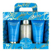 Grace Cole Bodycare Small Gift Set Sea Salt, Lemongrass & Amber