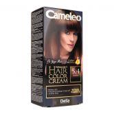 Cameleo Perm Hair Colour Cream 5.4 Chestnut