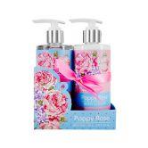 Poppy Rose Shower Gel & Lotion Gift Set