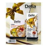 Delia Anti-Wrinkle Cream 50ml Argan Care + Under Eye Roll-on 15ml