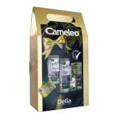 Cameleo Natural Detox Clarifying Shampoo 250ml + Conditioner 200ml + Serum 55ml