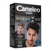 Cameleo Anti-Grey Hair Colour for Men (Black & Dark Brown)