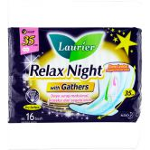 Laurier Relax Night with Gathers 35cm 16s