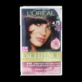 L'Oreal Excellence Crème 4.15 Ash Mahogany Brown