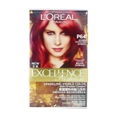 L'Oreal Excellence Fashion P64 Intense Copper Red