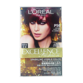 L'Oreal Excellence Fashion P56 Intense Violet Red
