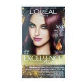 L'Oreal Excellence Fashion 5.62 Intense Violet Brown